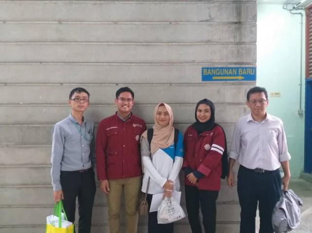 UTP Chapter Students